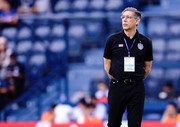 قطبی: جو ورزشگاه آزادی شوکهکننده است | تیمهای ایرانی خلاق هستند