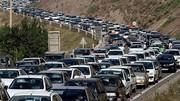 فیلم | روزهای اوجگیری کرونا و ترافیک سنگین محورهای ورودی گیلان