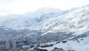 احتمال بارش برف پاییزی در ارتفاعات