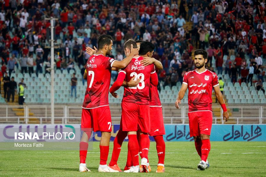 پیروزی قاطع تراکتورسازی و پارس جنوبی در هفته دوازدهم لیگ برتر