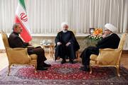 روحانی: هیات حاکمه آمریکا به دنبال فشار بر مردم ایران است   نخستین بسته حمایتی آبان ارائه میشود