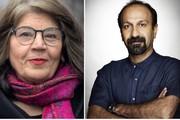 تمجید فرهادی از عضو ایرانی آکادمی نوبل ادبیات