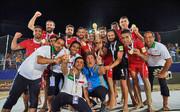 فوتبال ساحلی ایران قهرمان جام بینقارهای شد