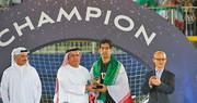 بهزادپور برترین دروازهبان و مرادی پدیده جوان جام بین قارهای ۲۰۱۸ شد