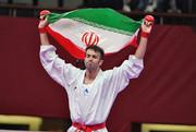 اعلام رنکینگ المپیکی کاراتهکاهای تیم ملی