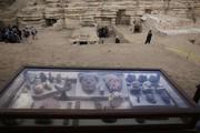کشف گربههای مومیایی در مقبرههای فراعنه مصر