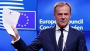 انتقاد دوباره رئیس شورای اروپا از ترامپ