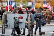 یک قرن بعد از پایان جنگ جهانی نخست | رهبران دنیا در پاریس