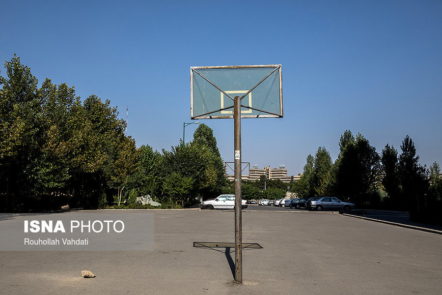 چند استادیوم ورزشی در شهرک اکباتان وجود دارد و به جز اینها، فضاهایی برای ورزشهای خیابانی نیز در این شهرک به چشم میخورد.
