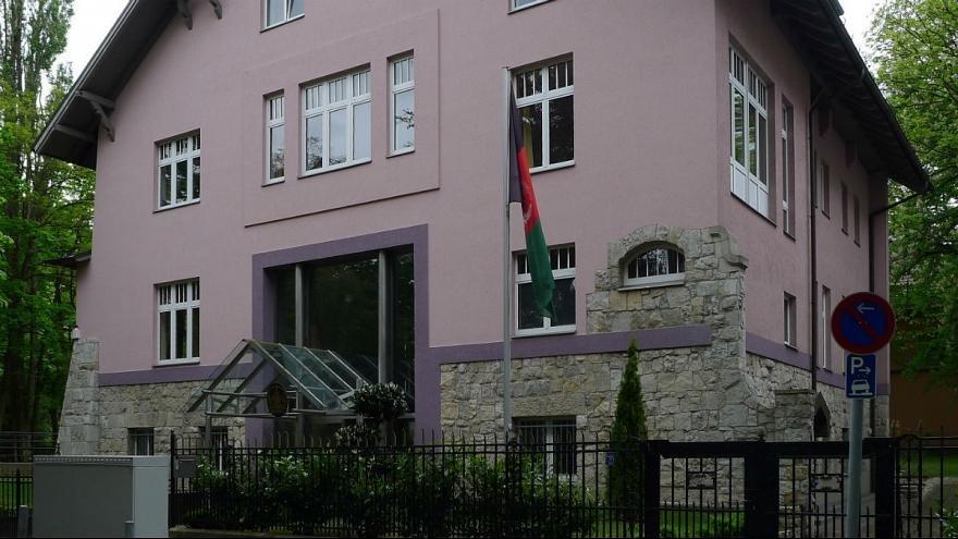 مكان ديپلماتيك افغانستان