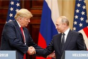 فیلم   مواجهه متفاوت پوتین با ترامپ در مراسم سالگرد پایان جنگ جهانی نخست