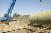 پیشرفت ۵۰ درصدی پروژه جمعآوری آبهای سطحی در محدوده بزرگراه آزادگان
