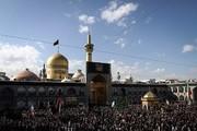 اجتماع عزاداران اردو زبان در رواق امام خمینی(ره) حرم مطهر رضوی برگزار شد