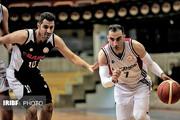هفته ۳ لیگ برتر بسکتبال؛ پیروزی شیمیدور بر رعد پدافند