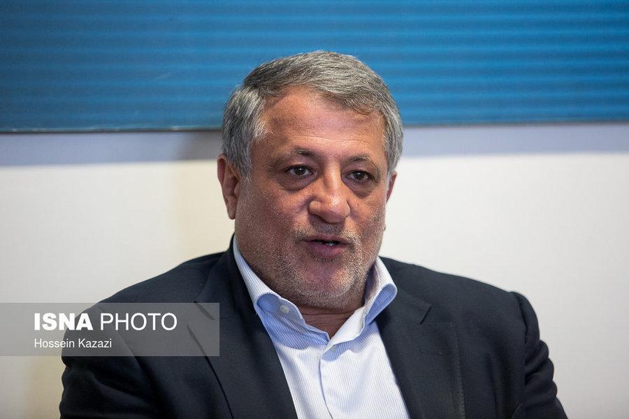 افشانی میتواند تا 15 آذر شهردار تهران باشد