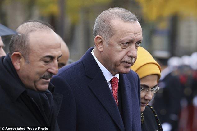 اردوغان: صبورانه منتظر توضیحات بنسلمان هستیم