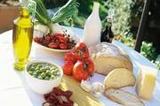 تاثیر رژیم غذایی مدیترانهای بر کاهش ریسک سرطان روده