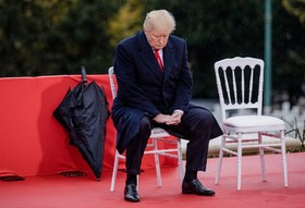 گزارش واشنگتن پست از تماس تلفنی پرتنش ترامپ و ترزا می