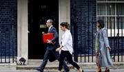 استعفای ۵ وزیر کابینه بریتانیا در اعتراض علیه پیش نویس توافق برگزیت