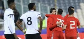 پیروزی ایران مقابل ترینیداد
