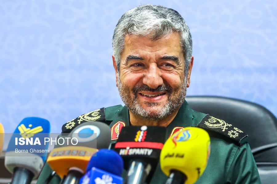سردار جعفری: 5 نفر از مرزبانان ایرانی آزاد شدند