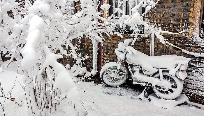 پیش بینی,آب و هوا,برف