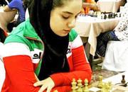 آنوشا مهدیان قهرمان شطرنج بانوان کشور شد