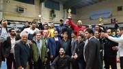 پایان مسابقات بوکس قهرمانی نوجوانان کشور با قهرمانی تیم گیلان