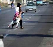 ۴۰ درصد کشتههای تصادفات رانندگی تهران عابران پیاده هستند