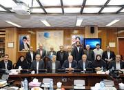زنگنه با یازده مدیر ارشد بازنشسته وزارت نفت خداحافظی کرد
