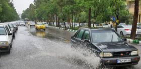 بارانهایی که در سطح معابر به هدر میروند