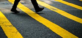 نکته بهداشتی: پیادهروی ایمن