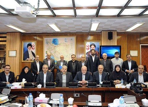 مدیران ارشد بازنشسته وزارت نفت