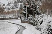 بارش برف تهران تا چهارشنبه ادامه دارد