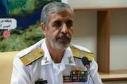 حضور ناوهای ایران در آبهای آزاد ادامه مییابد