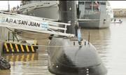 زیردریایی سنخوان پیدا شد