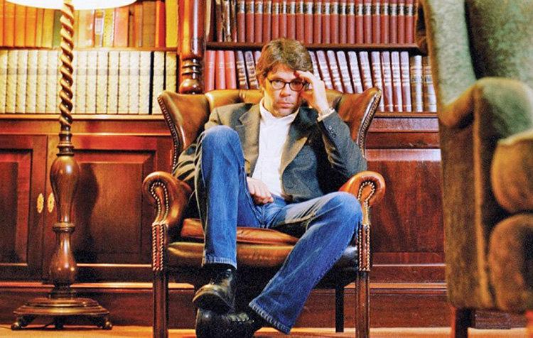 جاناتان فرانزن نويسنده آمريكايي