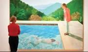 رکورد قیمت تابلوی نقاش زنده