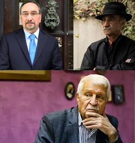 گزارشی از بزرگداشت همایون کاتوزیان، توفیق سبحانی و اسماعیل کهرم