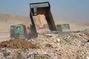 بازیافت کمتر از ۱۵ درصد نخالههای ساختمانی پایتخت