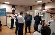 بازدید سرزده حناچی از ستاد فرماندهی سازمان آتشنشانی و مرکز کاهش آسیبهای اجتماعی
