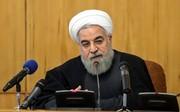 روحانی: تفکیک وزارتخانههای راه و شهرسازی و صمت ضروری بود