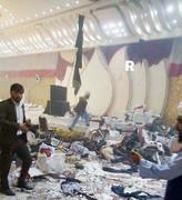 ۱۰۰ کشته و زخمی بر اثر انفجار در کابل