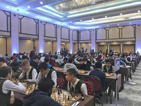 ۳ طلا برای شطرنج ایران در رقابتهای جوانان و نوجوانان غرب آسیا
