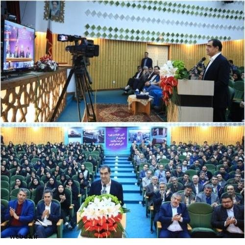 افتتاح طرح هاي بهداشتي