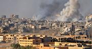 استفاده ائتلاف غربی از سلاح ممنوعه در حمله به سوریه