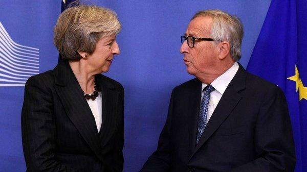 توافق بر سر بیانیه سیاسی برگزیت