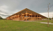 بهترین ساختمانهای دنیا | جایزه اول به دهکده بچهها در برزیل رسید