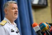 ناوشکن و زیردریایی بومی ایران به آب انداخته میشود