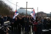 تنش سیاسی و تجاری بین صربستان و کوزوو بالا گرفت
